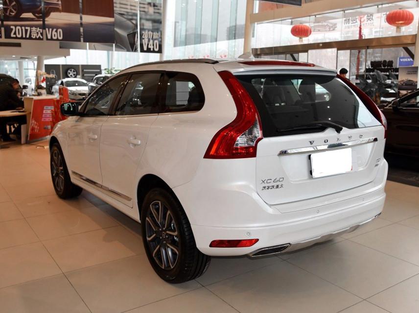 17款沃尔沃XC60官网报价 豪华SUV特价售高清图片