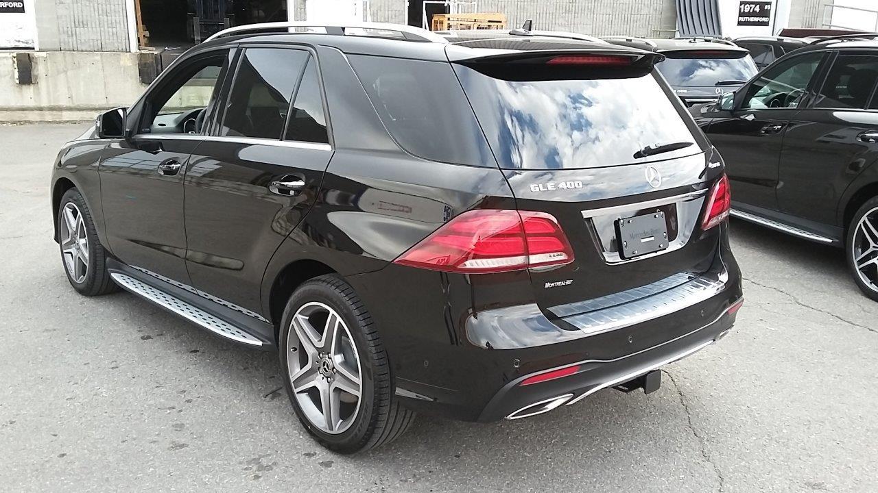 2018款奔驰GLE400 为百万豪华SUV标杆