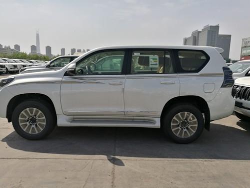 17款丰田霸道4000 中东版v6普拉多优惠