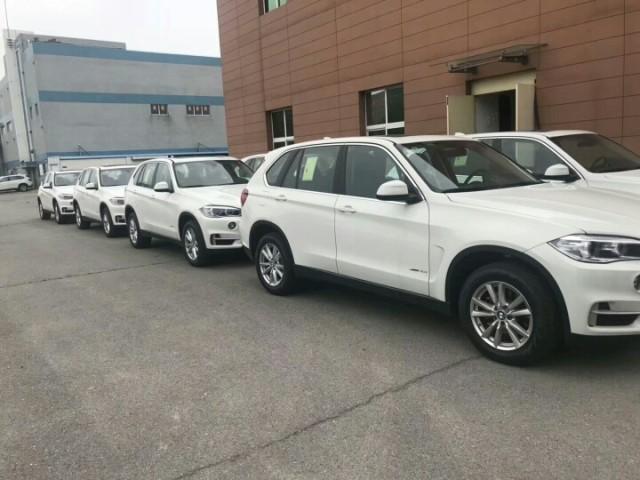 2018款宝马X5中东版价格 天津港展销价