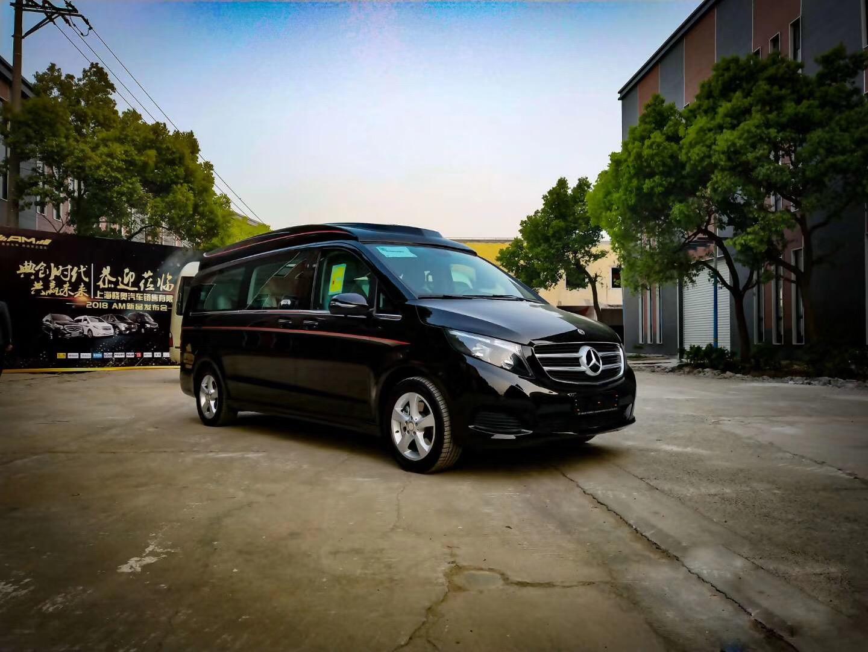 车_进口奔驰v250商务车改装高顶 裸利提车