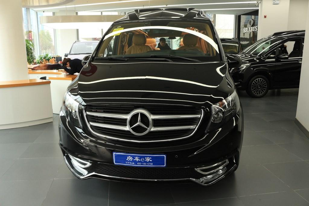 宁波19款奔驰威霆改装商务车专卖