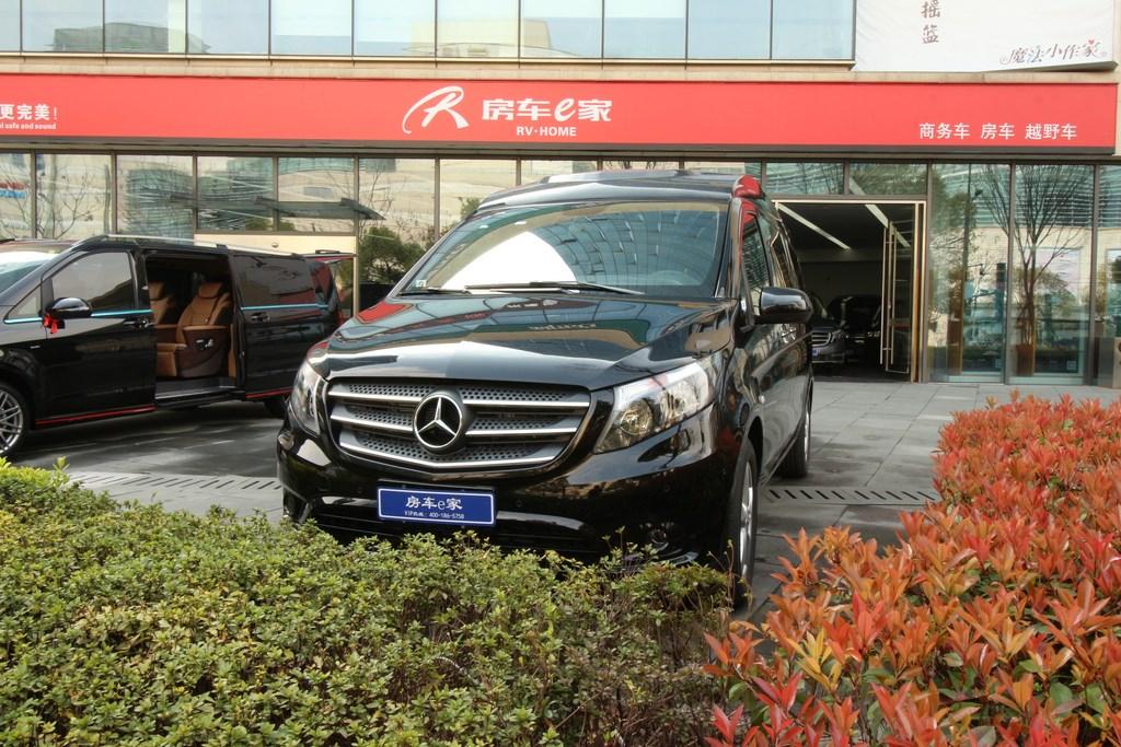 宁波奔驰v260高顶7座改装商务车
