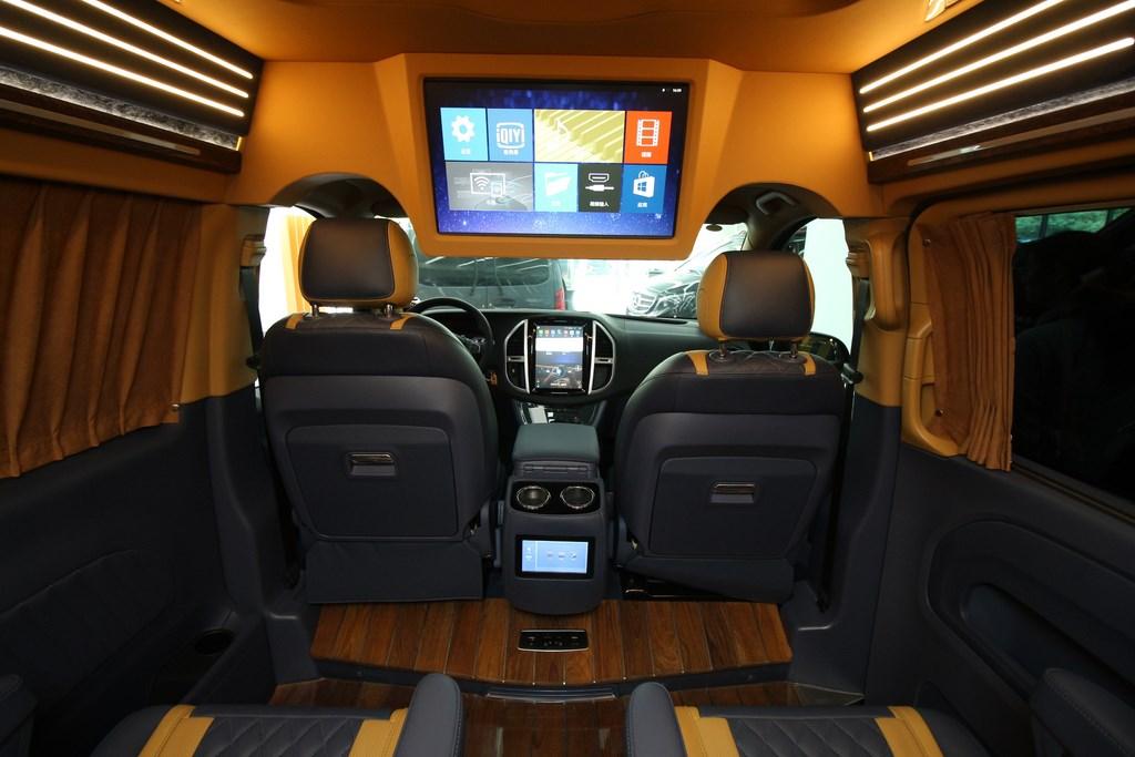 金华国产奔驰威霆改装价格厂家优惠降价 高经理 :19967484301