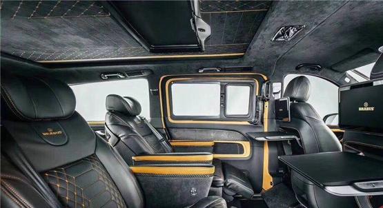 奔驰v260改装侧窗 奔驰v260改小窗户