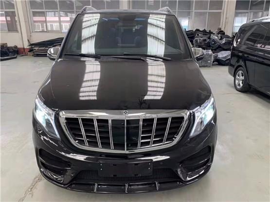 [精彩]奔驰迈巴赫商务旅居车新款降价奔驰V250