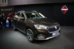 宝沃新SUV将于2月29日首发 定名BX5/BX6