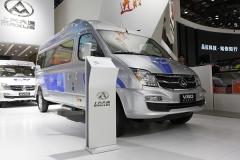 大通V80燃料电池版 有望11月17日上市