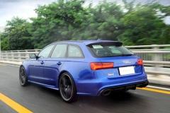 试驾奥迪RS6 Avant 性能和情怀都有了