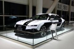 奥迪RS 7无人驾驶概念车国内首次亮相