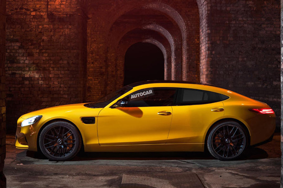 梅赛德斯AMG GT4
