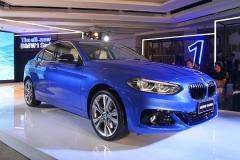 新车图解:宝马1系运动轿车 中国专属宝马
