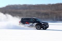 冰雪试驾广汽传祺GS8 零下30℃的从容