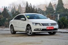 新款一汽-大众CC上市 售25.28-34.28万