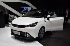 2017北美车展:广汽传祺全新电动车GE3