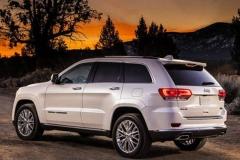 Jeep明年推全新大切诺基 全新平台