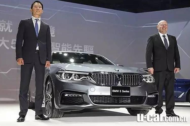 新一代宝马5系台湾抢先上市 价格真心贵