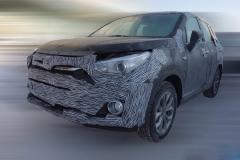 广汽传祺GS3预计8月上市 全新小型SUV