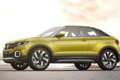 大众将推全新小型SUV 与Polo同平台打造