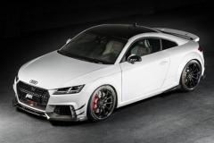ABT Audi TT RS-R,快速拉近与R8的距离