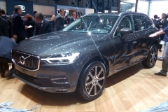 2017日内瓦车展:新一代沃尔沃XC60亮相
