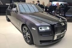 2017日内瓦车展:古思特Elegance发布