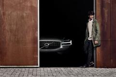 全新沃尔沃XC60预告图 崭新外观设计