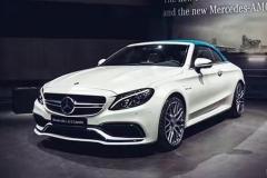 2017日内瓦车展:AMG C 63 新车型