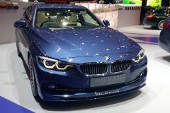 2017日内瓦车展:ALPINA B4 S正式发布