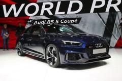 新车图解:奥迪RS 5 Coupe激情更有型