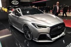 2017日内瓦车展:英菲尼迪Q60新概念车
