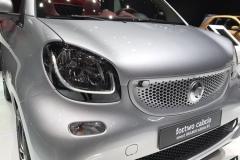 2017日内瓦车展:smart两款特别版车型