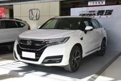 本田UR-V配置信息曝光 2种动力5款车型