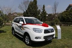 萨瓦纳国V自动挡车型上市 售17.18万起