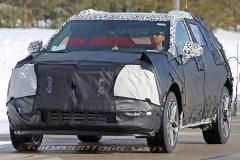 凯迪拉克新中型SUV定名XT4 2018年亮相