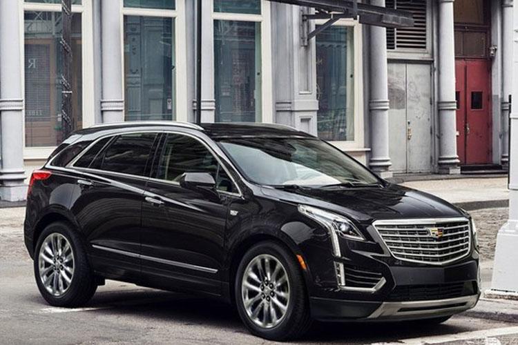 凯迪拉克全新SUV车型定名XT4 或年底推出