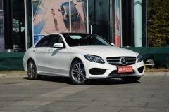 新款奔驰C级正式上市 售31.28-48.90万