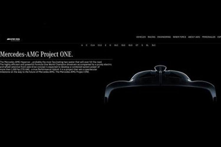 售227.5万欧元 曝AMG Project One消息