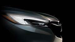 别克新一代昂科雷预告图 纽约车展首发
