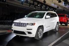 新款大切诺基3月22日上市 引入新车型