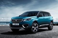 7座中型SUV标致5008 将3月30日国内首发