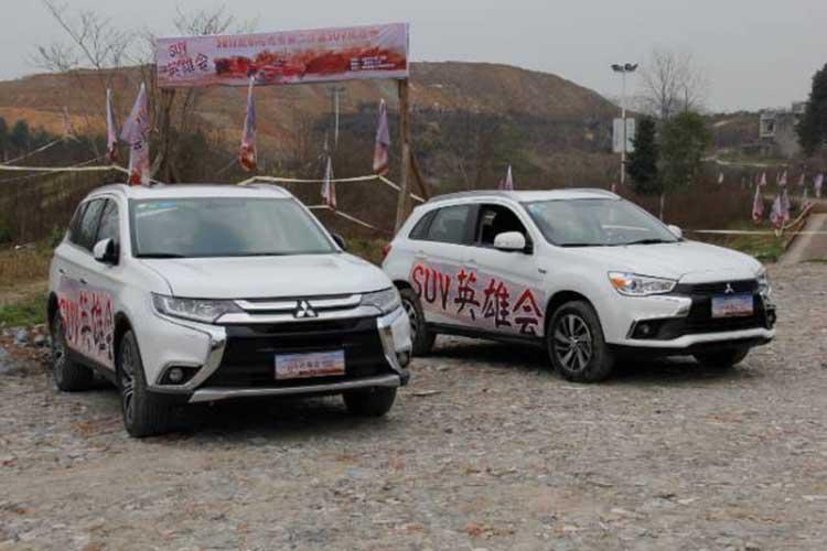 "SUV英雄会硝烟再起 车坛""七剑""啸聚蓉城"