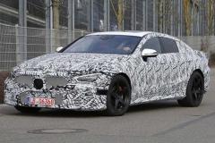 奔驰新AMG-GT量产车 将于2018年发布