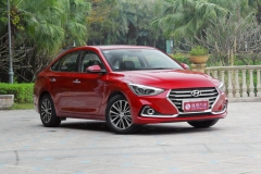 北京现代全新悦动上市 7.99万入手低配车型