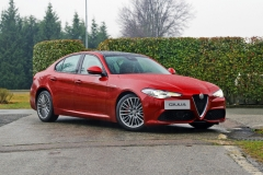 阿尔法罗密欧Giulia上市 售33.08万元起