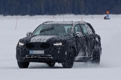 沃尔沃XC40最新谍照 法兰克福车展发布