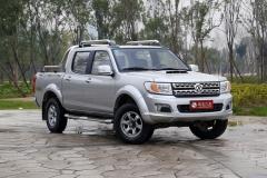 锐骐皮卡国V车型上市 售8.68-10.88万