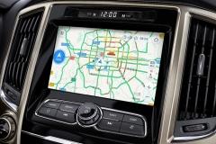 体验高德地图车机版2.0 互联出行新体验