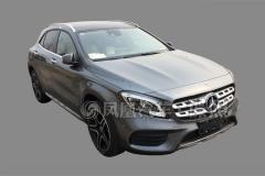 北京奔驰新款GLA实车曝光 或年内上市