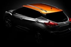 东风日产小型SUV Kicks 上海车展首发